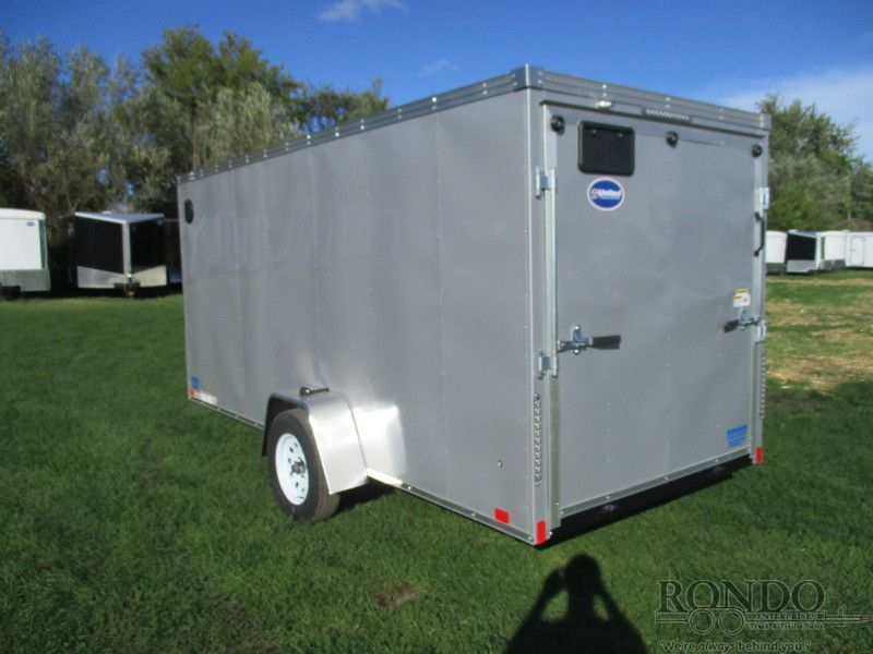 2020 United XLV-614SA30-S Box Trailer