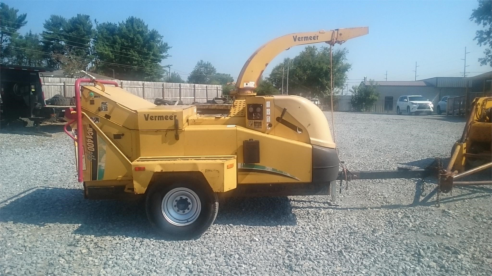 2006 Vermeer BC1400XL Forestry and Mining