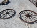 John Deere STEEL WHEELS Wheels / Tires / Track