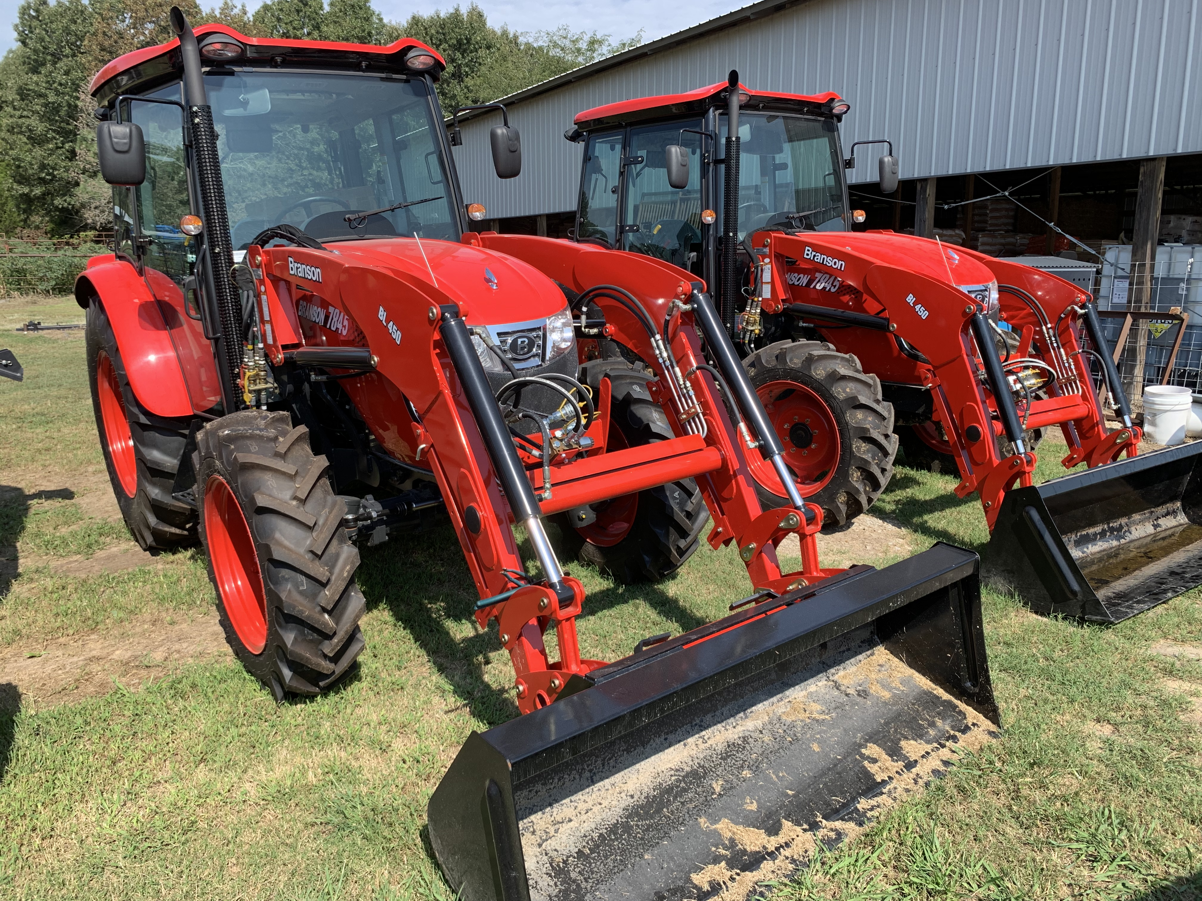 2019 Branson 7845C Tractor