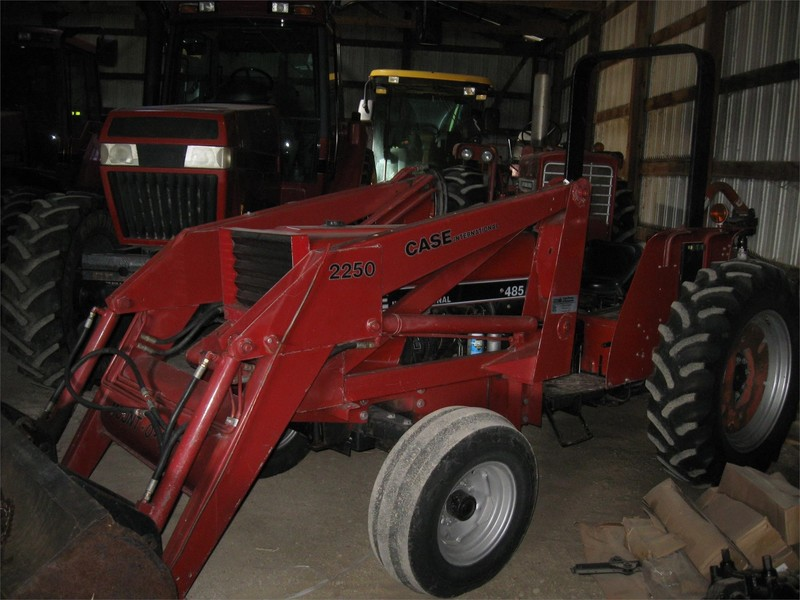 1986 Case IH 485 Tractor