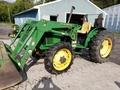 2000 John Deere 5105 40-99 HP