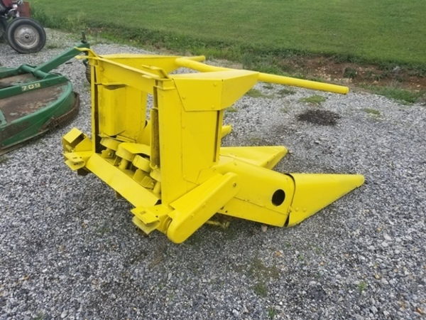 John Deere 2 Row Corn Picker