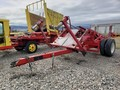 1996 ProAG 12SR Bale Wagons and Trailer