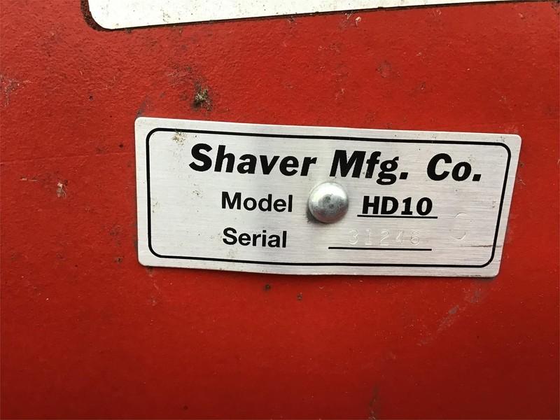 Shaver HD10 Post Hole Digger
