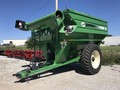 2012 J&M 750-18 Grain Cart