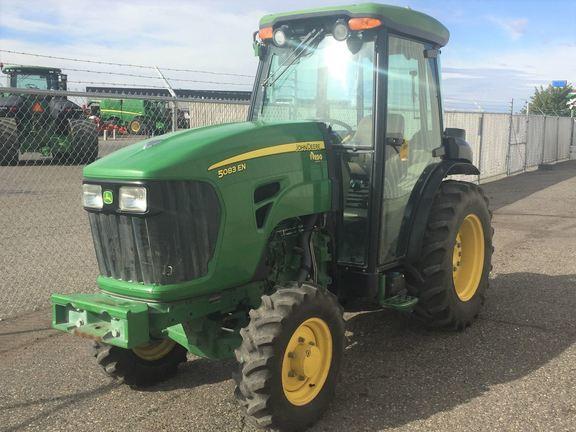 2015 John Deere 5083EN Tractor
