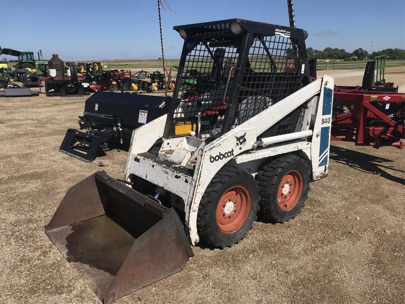 Bobcat 540 Skid Steer