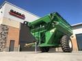 2009 J&M 875-18 Grain Cart