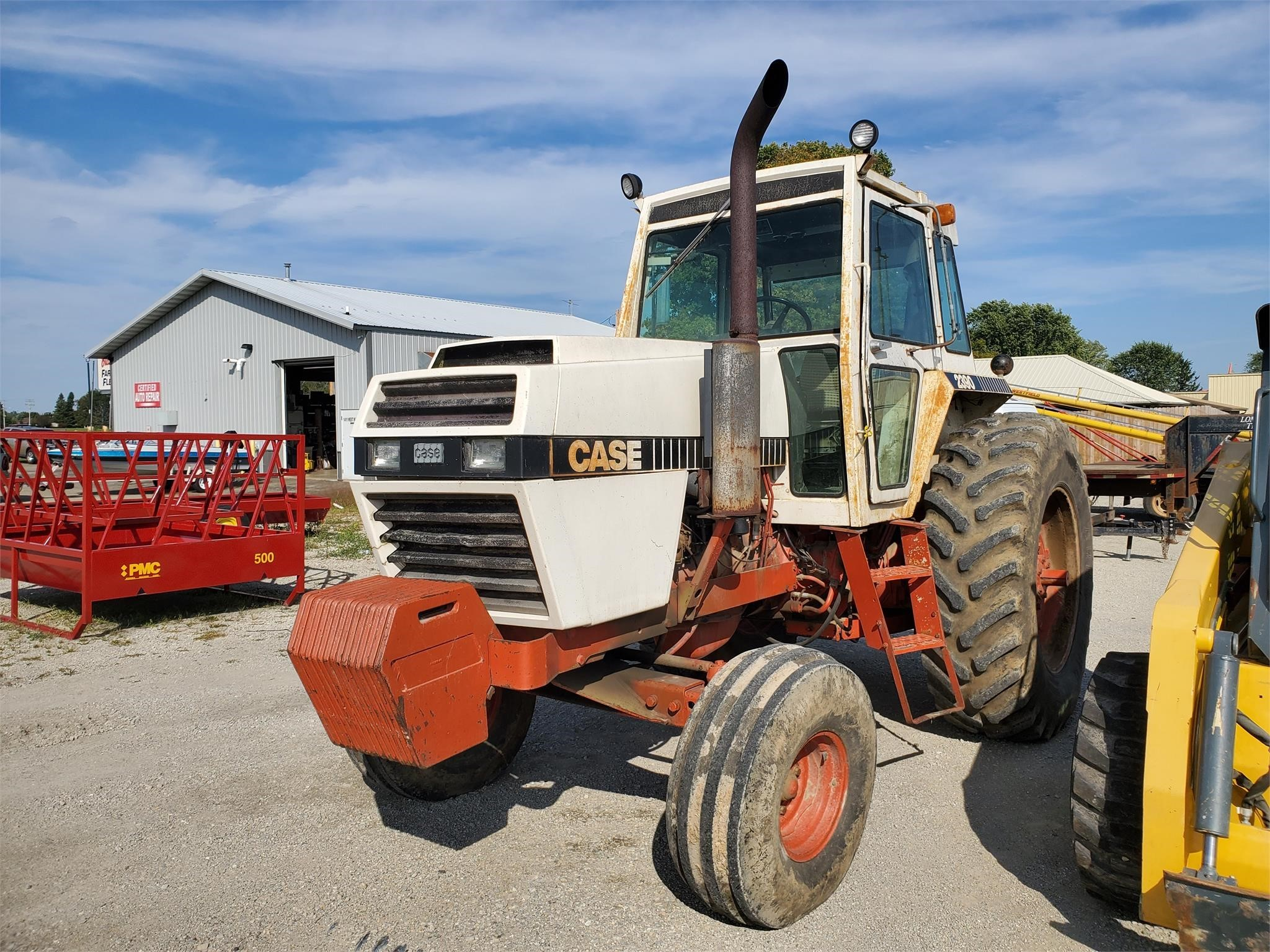 J.I. Case 2390 Tractor
