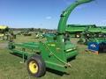 1995 John Deere 3950 Pull-Type Forage Harvester