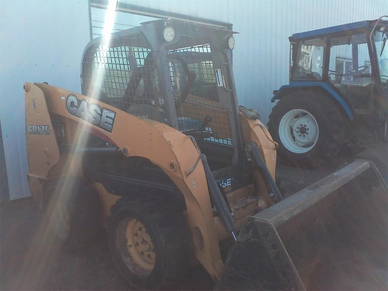 Case SR175 Skid Steer