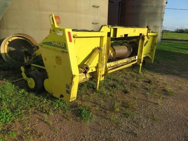 John Deere 6750 Self-Propelled Forage Harvester
