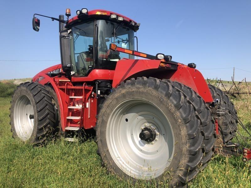 2014 Case IH Steiger 400 HD Tractor