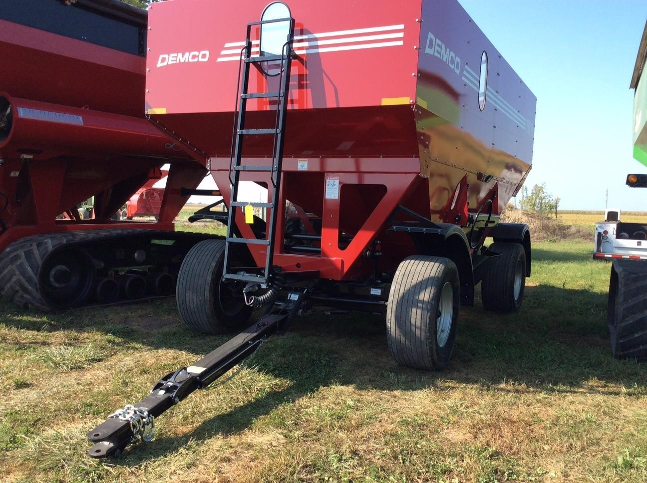 2019 Demco 750SS Gravity Wagon