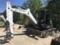 2017 Bobcat E50 Excavators and Mini Excavator