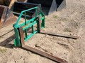 2008 Titan Pallet Forks Loader and Skid Steer Attachment