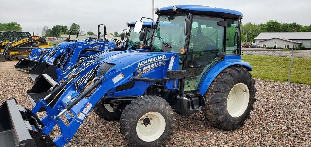 2019 New Holland BOOMER 55 Tractor