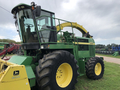 2001 John Deere 6850 Self-Propelled Forage Harvester