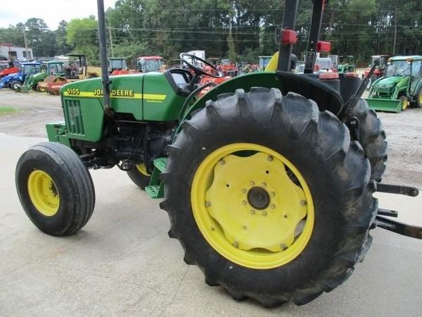 2002 John Deere 5105 Tractor