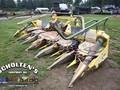 2002 John Deere 686 Forage Harvester Head
