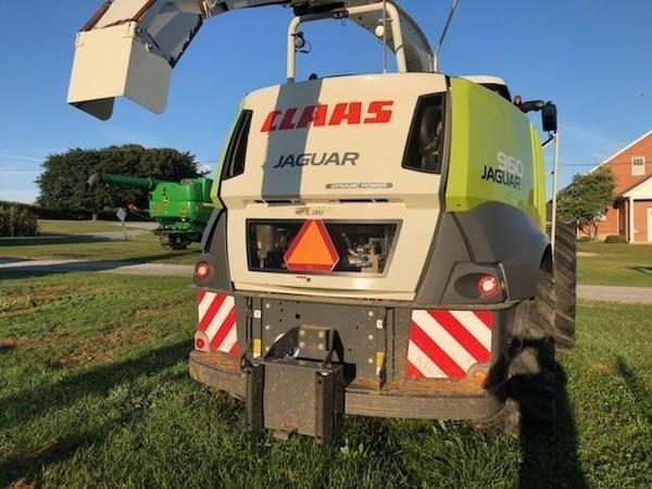 2017 Claas Jaguar 960 Self-Propelled Forage Harvester