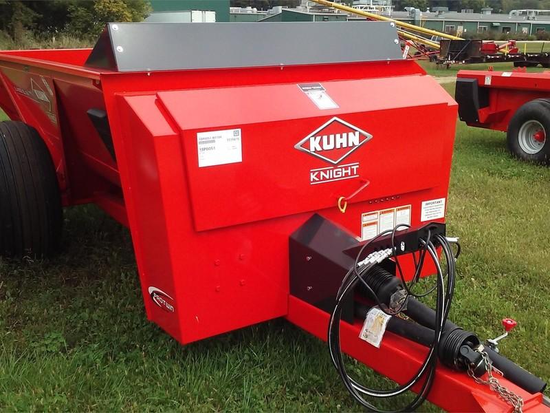 Kuhn Knight SL114 Manure Spreader