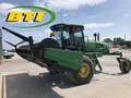 2018 John Deere W155 Self-Propelled Windrowers and Swather