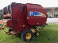 2007 New Holland BR7080 Round Baler