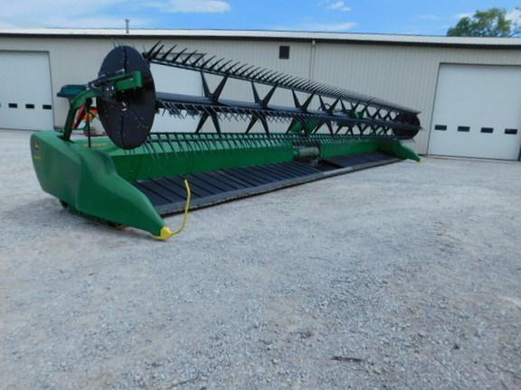 2015 John Deere 645FD Platform