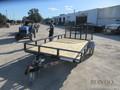 2020 PJ U821431DSBK Flatbed Trailer