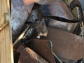 John Deere NDY Stalk Stompers Harvesting Attachment