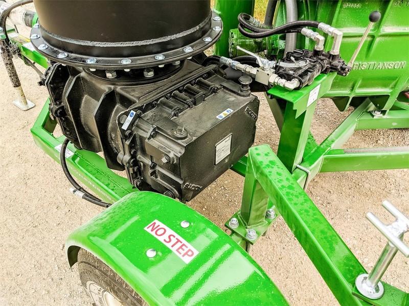 2019 Handlair 680 Grain Vac