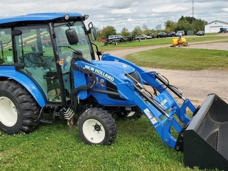 2019 New Holland Boomer 40 Tractor
