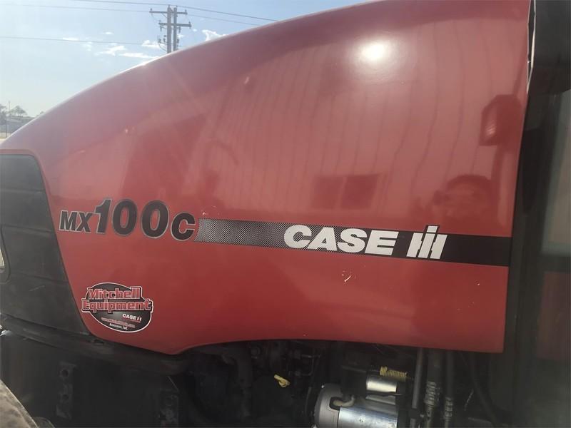 1998 Case IH MX100C Tractor
