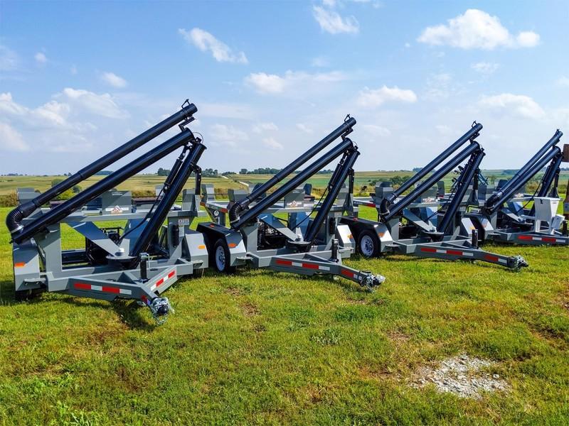2019 Travis Seed Cart HSC2200 Seed Tender