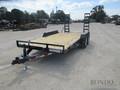 2020 PJ CEJ1652ESAK Flatbed Trailer