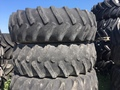2009 Firestone 520/85R38 FLOATERS Wheels / Tires / Track