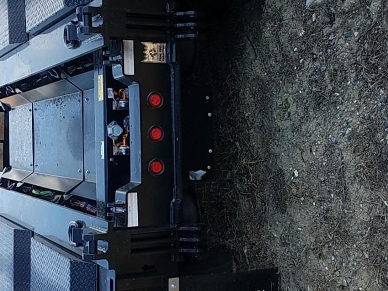 2019 Trail King TK110HDG Flatbed Trailer