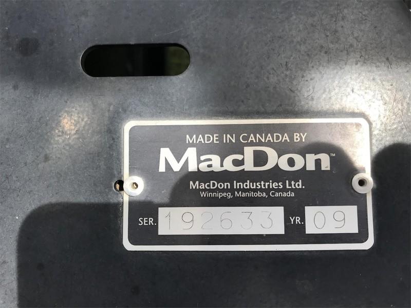 MacDon FD70 Platform