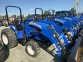 2018 New Holland Workmaster 35 Under 40 HP