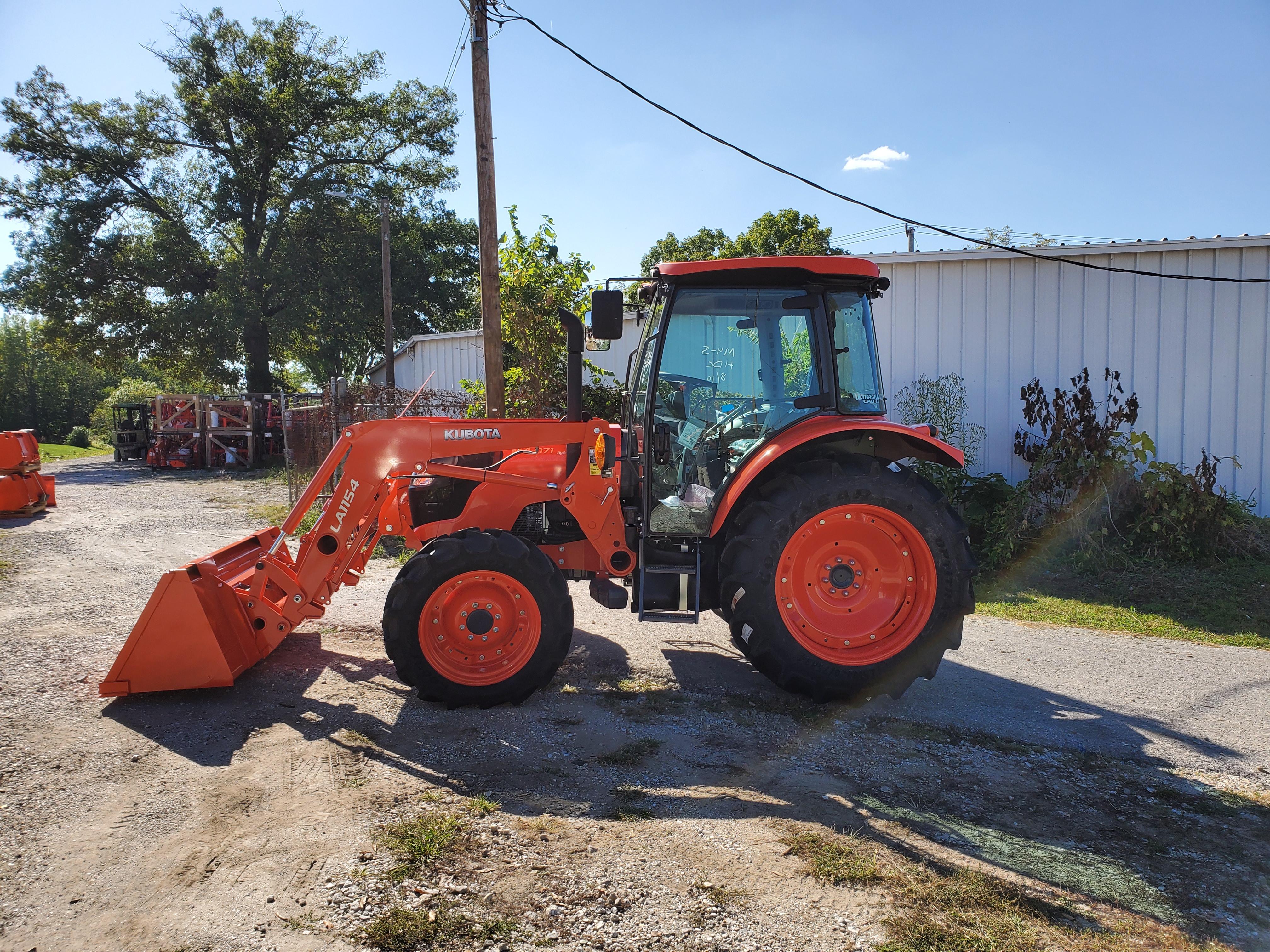 2019 Kubota M4-071 Tractor