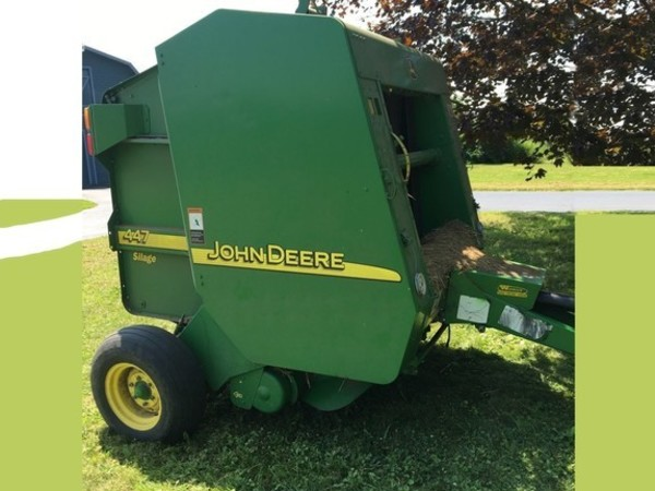 Used Round Balers for Sale | Machinery Pete on
