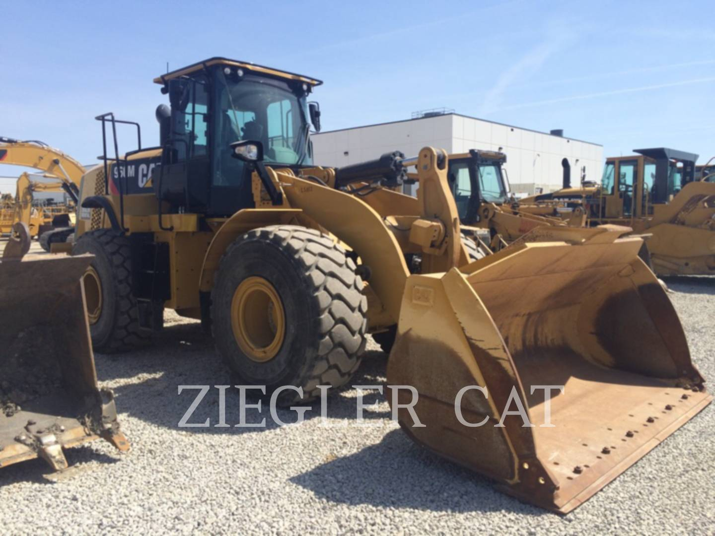 2014 Caterpillar 966M Wheel Loader