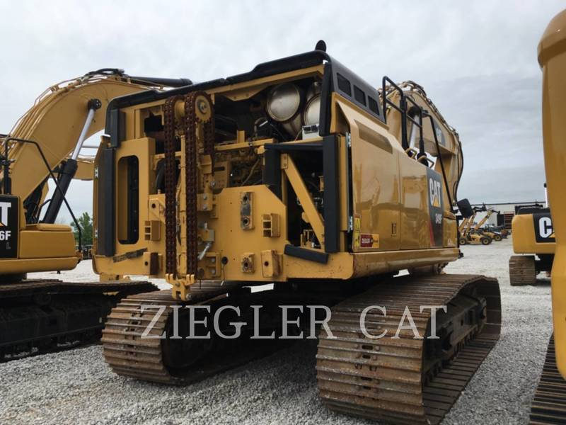 2015 Caterpillar 349F Excavators and Mini Excavator