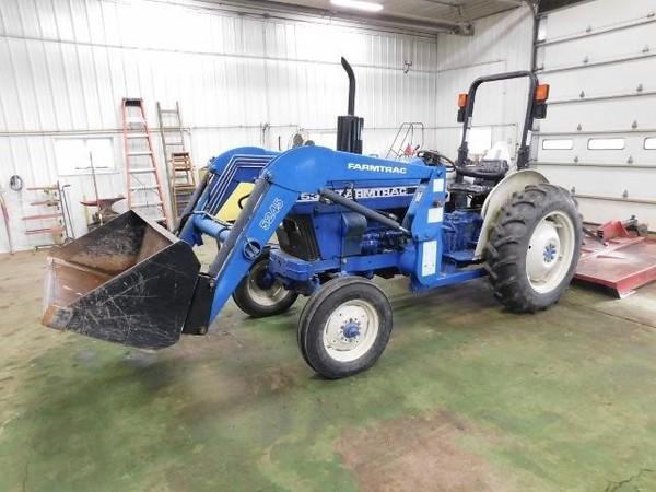 2008 Farmtrac 535 Tractor