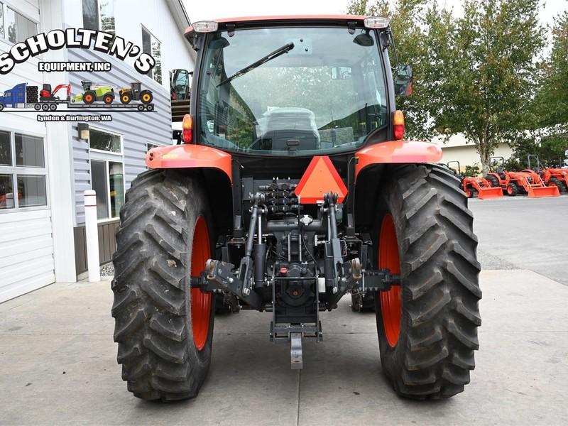 2015 Kubota M135GX Tractor