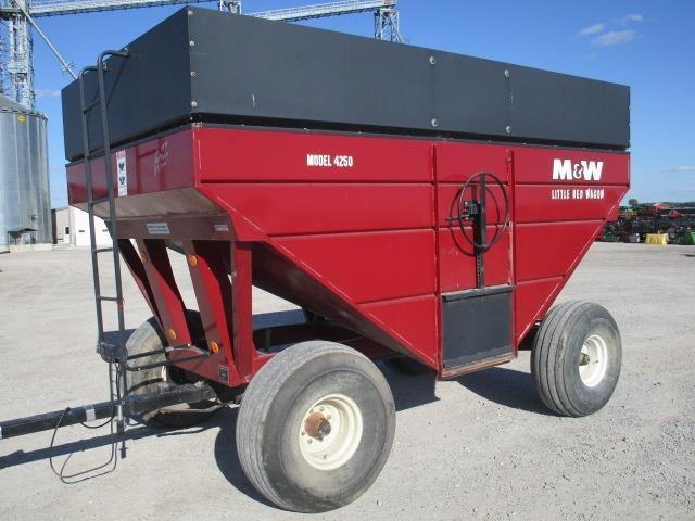 M&W 4250 Miscellaneous