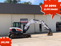 2018 Bobcat E85 Excavators and Mini Excavator