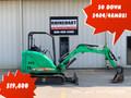 2011 Bobcat 325G Excavators and Mini Excavator